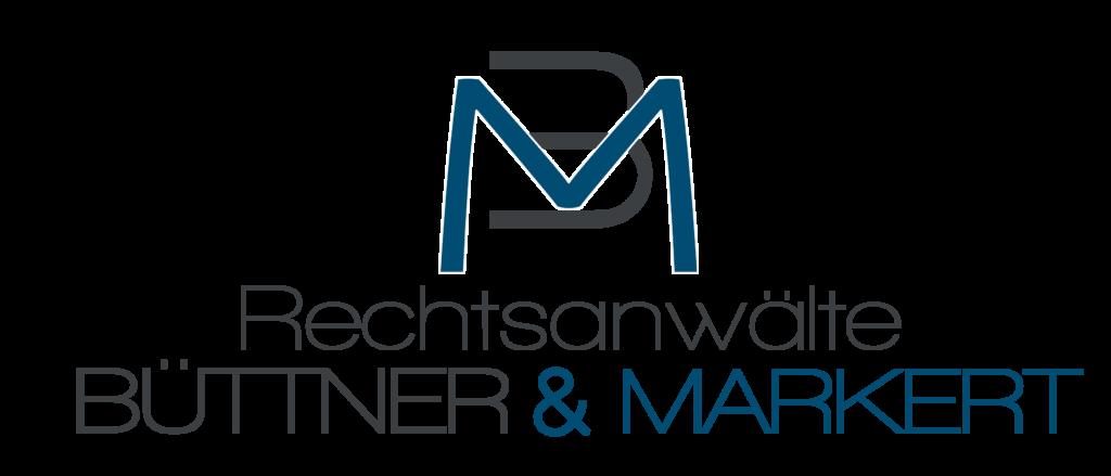Logo der Rechtsanwälte BÜTTNER & MARKERT